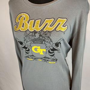 Georgia Tech long sleeve T-shirt